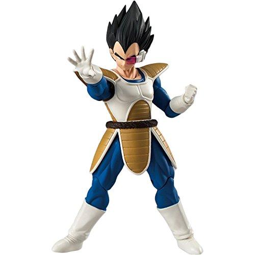 Bandai Dragon Ball Z Shodo Vegeta Figurine Articulée