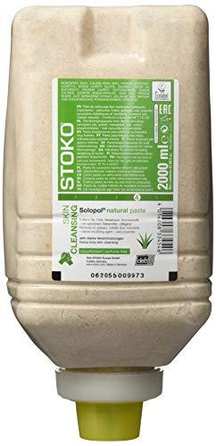 Oplosmiddelvrije, krachtige handreinigingspasta (voorheen Solopol® natural) met natuurlijk schuurmiddel en…