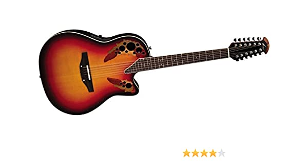 2758AX-NEB Elite Standard 12-string New England Burst: Amazon.es ...