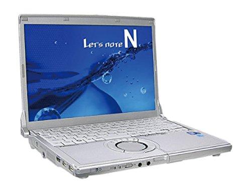 LetsNote CF-N10 メモリ4GB HDD320GB