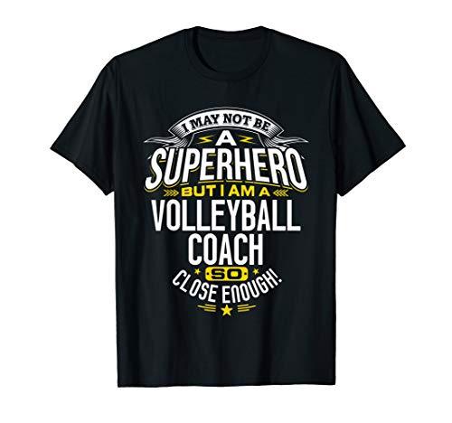 100 Day Of School Shirt Ideas (Volleyball Coach TShirt Gift Idea Superhero Volleyball)