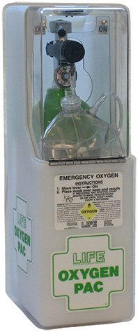 (Emergency Hard Pac Oxygen Unit - LIFE)