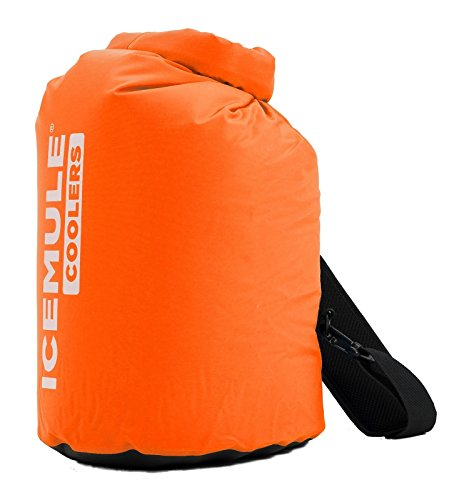 IceMule Classic Coolers Blaze Orange, Large (20 Liter) by IceMule Coolers