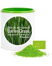 Erba di Orzo in Polvere - Imballaggio XXL 1000g|ricco di vitamine|Biologica|vegano|crudo|pura nutritivo|no additivo|Good Nutritions