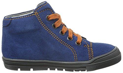 Richter Kinderschuhe Matic - Zapatillas Niños Azul - Blau (Ink 6810)