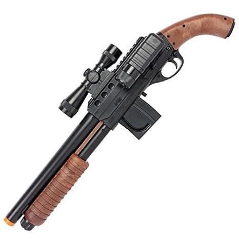 amazon com smith wesson pistol grip max airsoft shotgun with