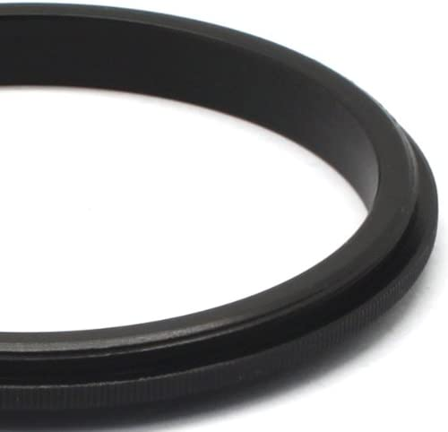 Pixco 58mm-62mm Male Marco Coupler Reverse Adapter Ring