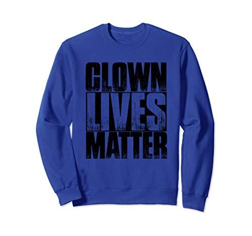 Halloween Clown Meme (Clown Lives Matter Funny Halloween Meme Quote)
