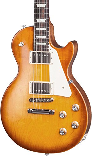 Gibson USA Les Paul Tribute T 2017 Electric Guitar, Faded Honey Burst