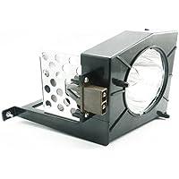 CTLAMP Premium TV Lamp Housing for Toshiba 52HM95/52HMX85/52HMX95/56HM195/56MX195/62HM15A/62HM195/62HM85/62HM95/62HMX85/62HMX95 (D95-LMP,23311153,23311153A,23311153X)
