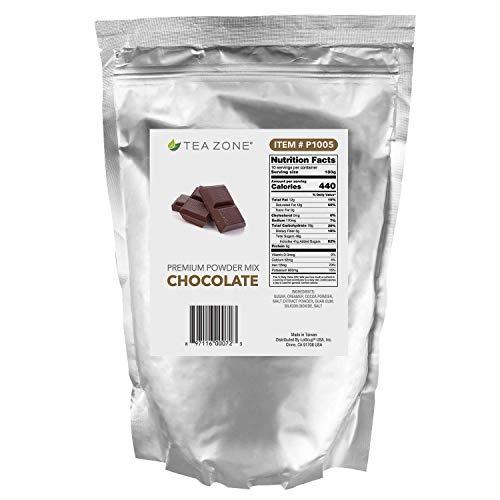 Blended Sampler Tea - Tea Zone 2.2 lbs Chocolate Powder
