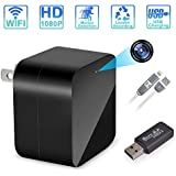 Best Discount Hidden Camera Hd 1080p Wireless Usb Charger Camera Motion Detection Nanny Camera Indoor Home Security Monitoring Spy Camera Loop Recording