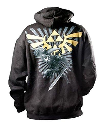 zelda-black-logo-t-shirt-dor-xl