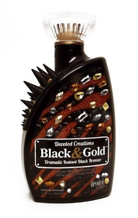 Créations consacrées BLACK & GOLD instantanée Noir Bronzer - 13,5 oz