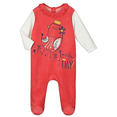 b8d196486214b Pyjama bébé velours Lovely Day - Taille - 12 mois (80 cm)  Amazon.fr ...