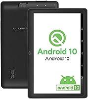 タブレットAndroid 10.0 タブレット7インチ, Wi-Fi, 16GB Quad-core 128GB Micro SD Bluetooth Google Map ゲーム タブレットAndroid 贈り物 大人と子供にも適当...