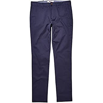 Reef Mens Trail Pants Size 30 Navy