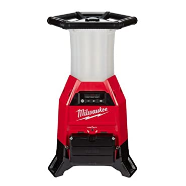Milwaukee 2150-20 M18 Radius Compact LED Site Light / Charger With One-Key