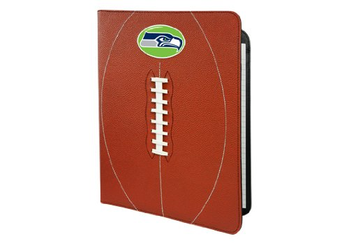 NFL Seattle Seahawks Classic Football Portfolio-8.5x 11-Inch