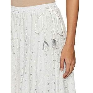 BIBA Women's Cotton Skirt Bottom