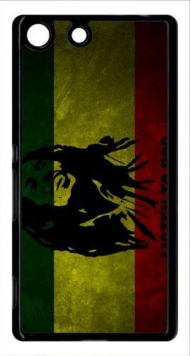 Carcasa Sony Xperia M5 Listen To Bob Marley: Amazon.es ...