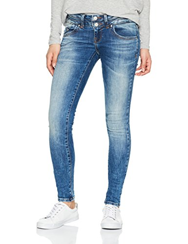 Blau Wash 50670 Ltb Donna angellis X Jeans Julita Skinny XOafAz