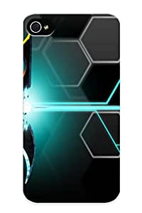 Hot Glqmhp-432-wkmicxg Starcraft Ii - Protoss Tpu Case Cover Series Compatible With Iphone 4/4s