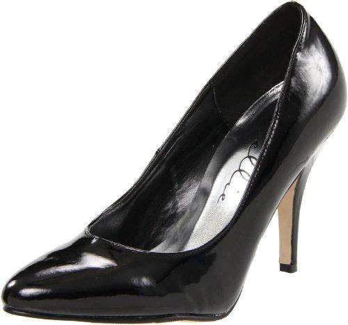 Ellie Shoes Women's 8400, Black Patent, 13 M US]()