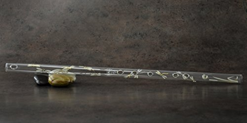 Hall Crystal Flute 22103 - Offset Glass Flute in Eb - ()