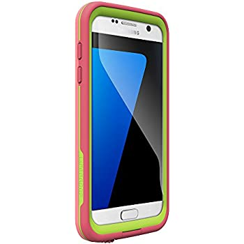 lifeproof fre samsung galaxy s6 waterproof case retail packaging cutback coral. Black Bedroom Furniture Sets. Home Design Ideas