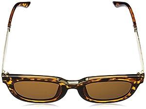 A.J. Morgan Women's Potato Rectangular Sunglasses