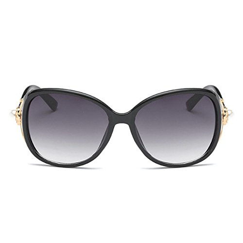 7bee66f619 Aoligei Mesdames mode minimaliste lunettes de soleil A - cartergem.com
