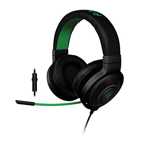 Razer Kracken Pro Gaming Headphones (Black)