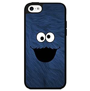 Blue Monster Hard Snap on Phone Case (iPhone 5c)