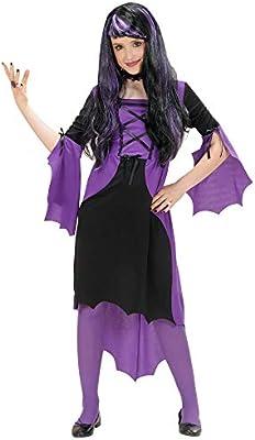 WIDMANN Widman - Disfraz de halloween vampira para niña, talla 8 ...