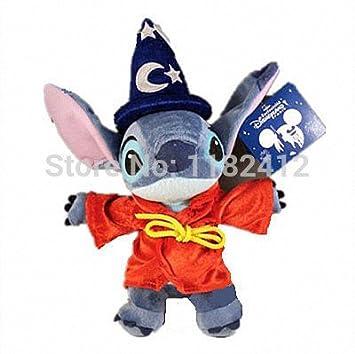 712e9ec15fdb0f Amazon.com: Rare Original Lilo and Stitch Toy Cute Fantasia Sorcerer ...