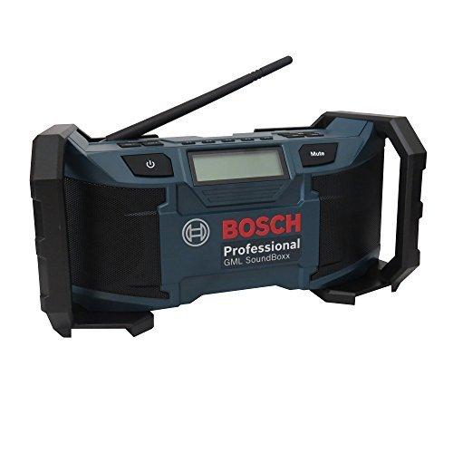 Bosch Professional GML Soundboxx Radio/Radio-ré veil MP3 0601429900