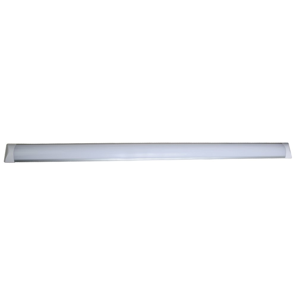 6er Pack 1200mm (4ft) 36W LED Batten with 3000 lm, 160¡ã, 6000K, Ceiling and Wall Surface Mount Linear Lights by Excellent (Image #2)