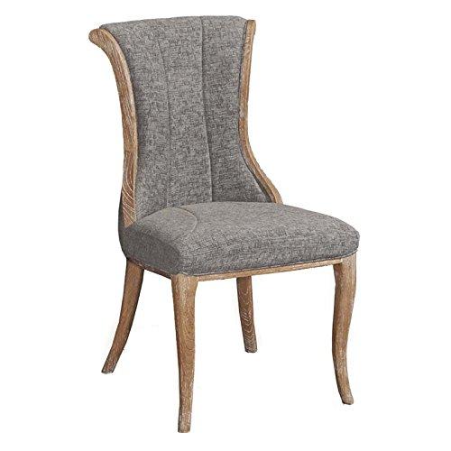 Amazon.com: Riverbay Furniture - Silla de comedor con ...