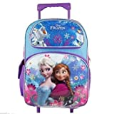 Rolling Backpack - Disney - Frozen Anna & Elsa Systers - 16