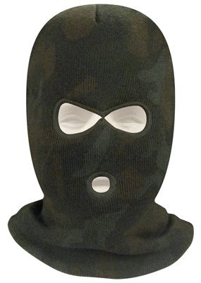Rothco Deluxe 3-Hole Face Mask]()