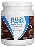 Fluid Recovery Chocolate Wave Canister - 16 Servings - root, 16 servings by Fluid