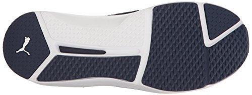 puma White Wn Flocking Fierce Peacoat PUMA Women's Strap xI0WYq