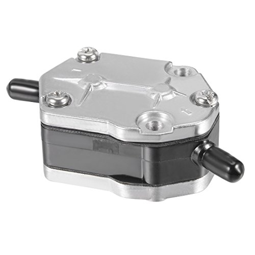 uxcell Fuel Pump for Yamaha 692-24410-00-00 6A0-24410-00-00 Yamaha 25HP-85HP Tohatsu Suzuki Outboard Listed for ()