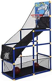 Intexca HX Sport Kids Indoor/Outdoor Basketball Hoop Arcade Game Set - 777-448