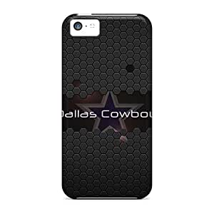 Forever Collectibles Dallas Cowboys Hard Snap-on Iphone 5c Case