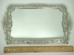 7½ Inch (Long) ×12¼ Inch (Wide) Mirror Tray (Item # 26)