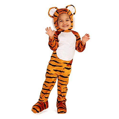 Tiger Toddler Dress Up Costume 2-4T