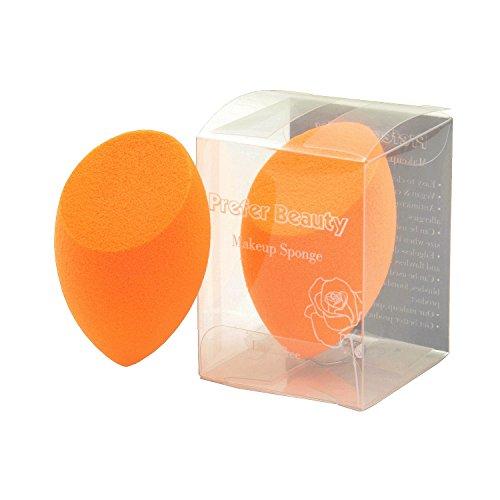Prefer Beauty – Orange Makeup Blender Sponge – Latex