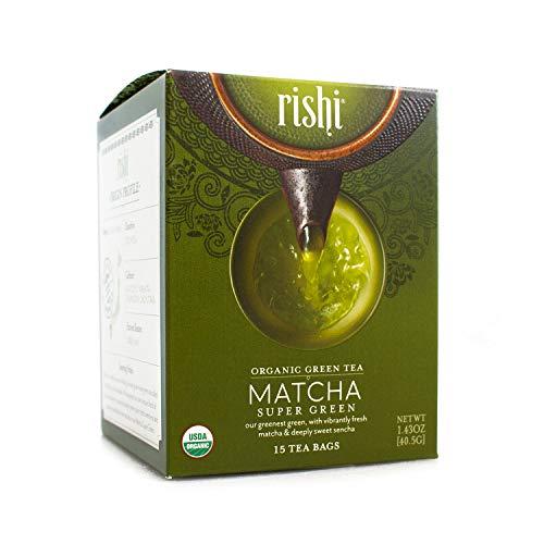 Rishi Tea - Organic Matcha Super Green Tea
